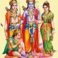 One Shloka Ramayan in Hindi एक श्लोकी रामायण