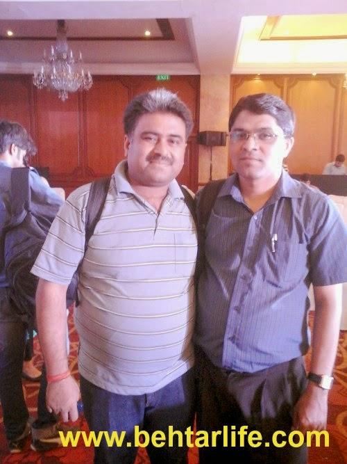 Snap point 3 Zindagi Indiblogger Meet
