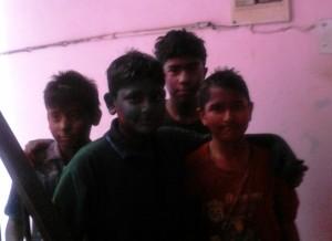 Holi Festival Brings Happiness रंग बरसे