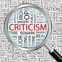 Facing Criticism Self help Article