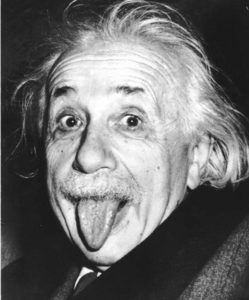 Albert Einstein Two Motivational Stories