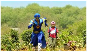 A Flying Jatt First Flying Desi Superhero