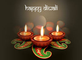 Deepawali SMS Wishes Quotes in Hindi