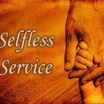 Selfless Service Hindi Puranic Story