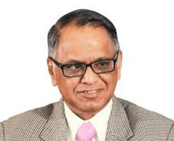 N R Narayana Murthy Biography in Hindi
