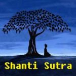 Shanti Sutra Peace Mantra in Hindi शांति सूत्र