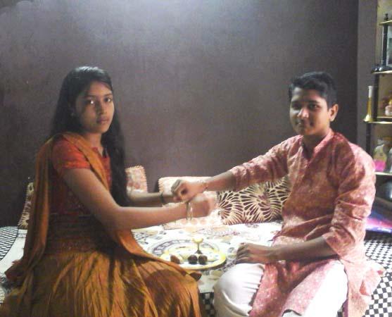 Raksha Bandhan Festival रक्षा बंधन पर्व