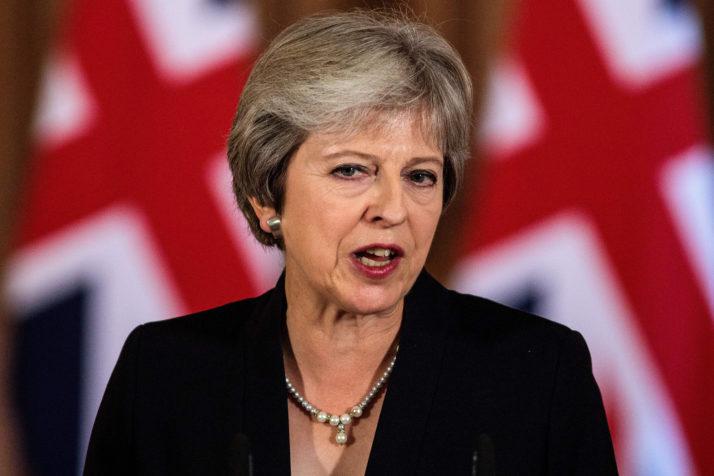 Theresa May Quotes in Hindi
