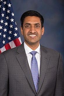 Indian Americans in US Congress -रो खन्ना
