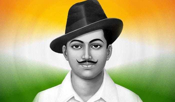 युवक - भगत सिंह Bhagat singh martyr