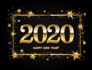 Bye Bye This Year Happy New Year,Happy New Year 2020
