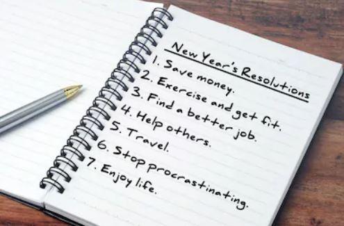 New Year Resolution Tips in Hindi , नए साल की शुरुआत करें नए संकल्प के साथ