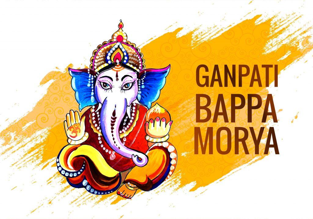 Ganesh Chaturthi Hindu Festival