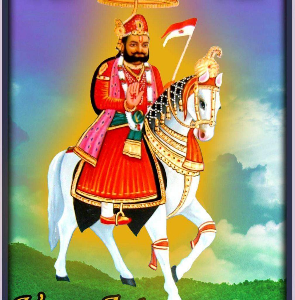 Baba RamdevJi Ramapir in Hindi